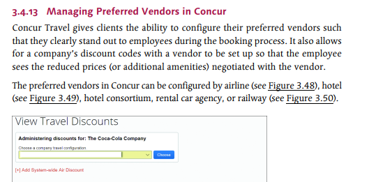 Concur Configuration eBook